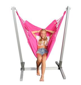 NewLine hangmat stoel roze